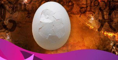 Rituales y hechizos con huevo