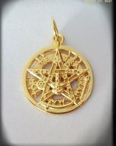 Tetragrámaton de Oro