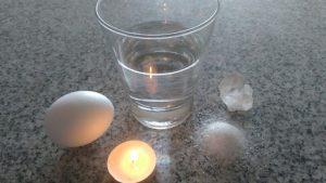 ¿Cuándo podemos hacer una limpia con huevo en casa?