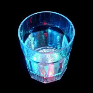 Ver el futuro en un vaso de agua