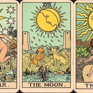🕉️ «【 Lectura de las cartas del Tarot 】»