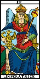 🕉️ «【 Carta de La Emperatriz en el Tarot de Jodorowsky 】»