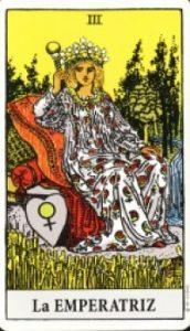 🕉️ «【 La Emperatriz en el Tarot de Rider Waite 】»