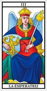 🕉️ «【 La Emperatriz tarot de Marsella 】»