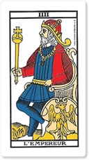 🕉️ «【 Significado carta El Emperador Jodorowsky 】»