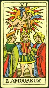 🕉️ «【 Los Enamorados en el Tarot de Jodorowsky 】»