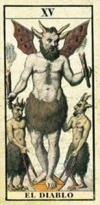 🕉️ «【 El Diablo tarot 】»