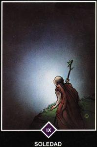 🕉️ «【 La Soledad tarot Osho Zen 】»