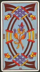🕉️ «【 Significado Cuatro de Espadas Tarot 】»