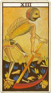 🕉️ «【 La Muerte tarot Marsella 】»
