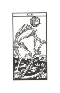 🕉️ «【 La Muerte tarot Jodorowsky 】»