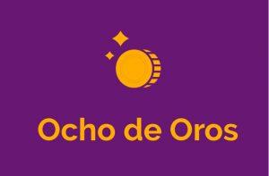 Ocho de Oros Tarot