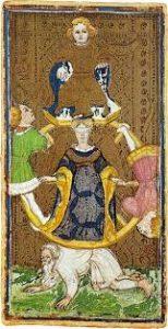El origen del Tarot
