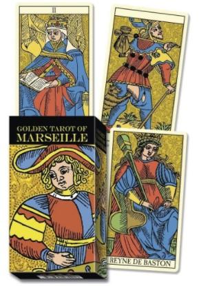 Baraja Dorada del Tarot de Marsella