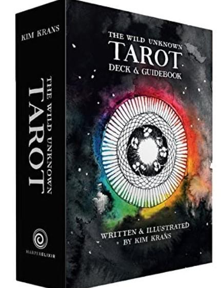 Baraja del Tarot Wild Unknown y guía de uso