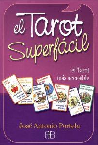 Libro de El Tarot Superfácil de José Antonio Portela